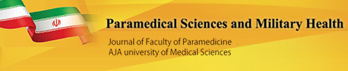 Paramedical Sciences and Military Health